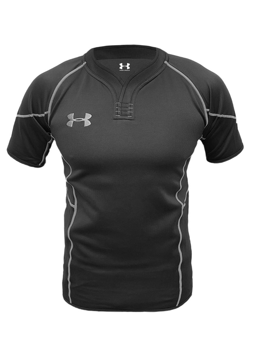 Men's Dynamo Rugby Jersey Black