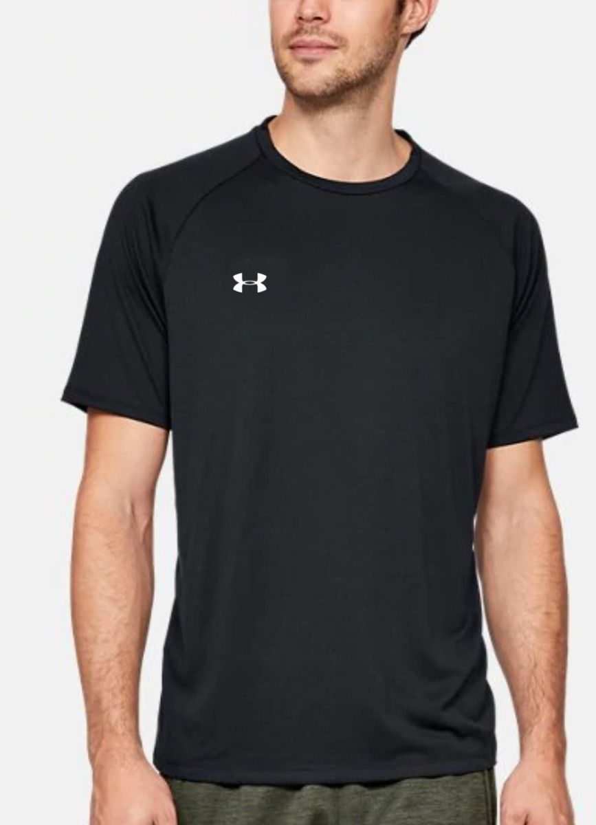 Men's Tech Tee Black