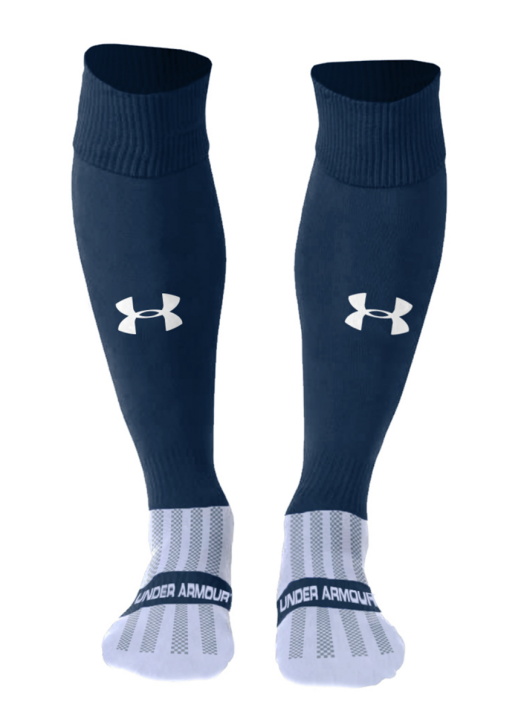 Youth Sock Coolmax Navy Blue