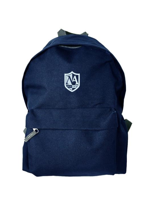 Back Pack Navy Blue