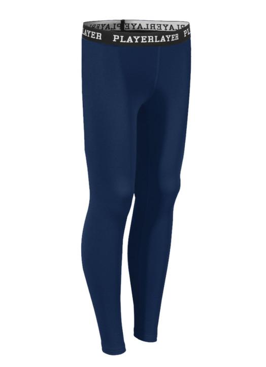 Junior BaseLayer Leggings Navy Blue