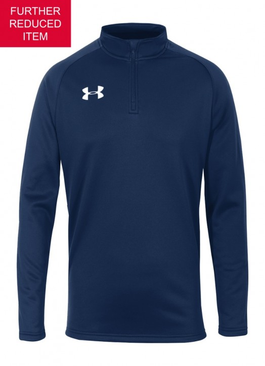 Youth Armour Fleece 1/4 Zip Navy Blue
