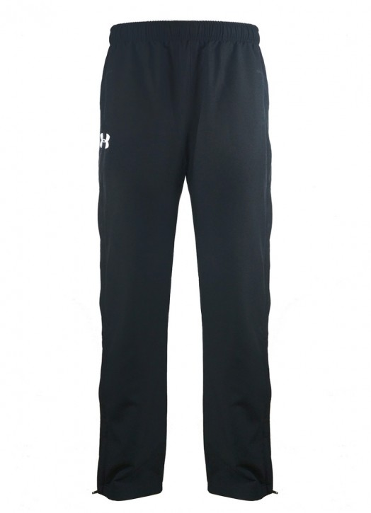 Men's Full Zip Trackpant Black