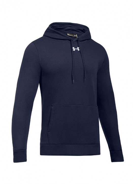 Hustle Fleece Hoody Navy Blue