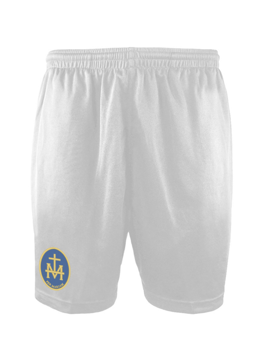 Men's Short White