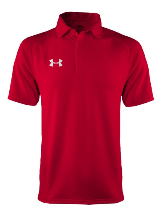 Men's Performance Polo Red