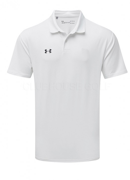 Men's Performance Polo White