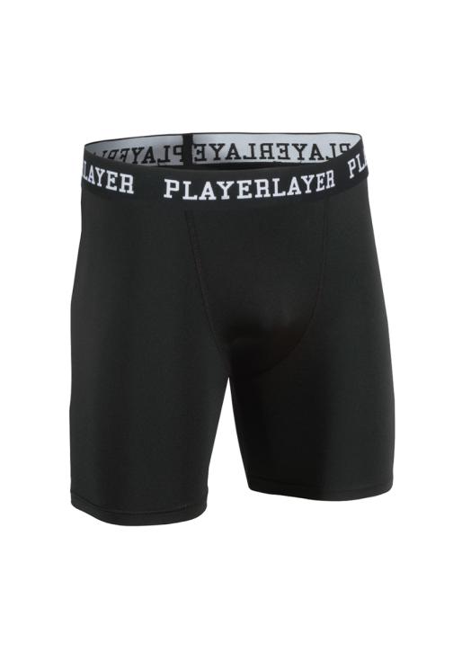 Cold Weather BaseLayer Shorts Black