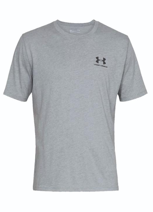 Men's Sportstyle Cotton Tee Grey Marle