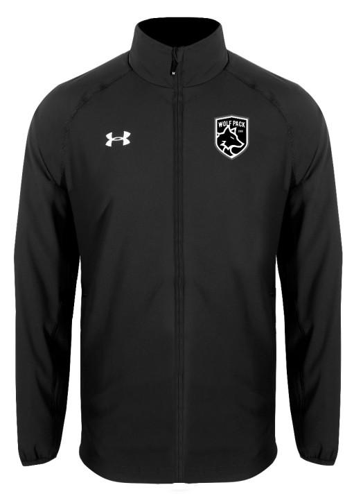 Men's Storm Full Zip Jacket Black