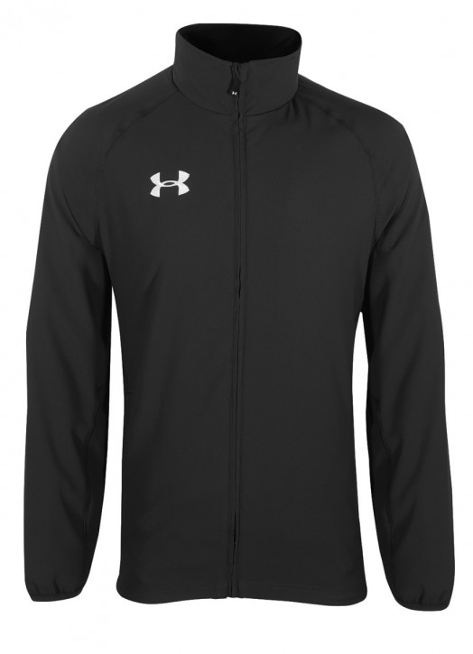 Youth Storm Full Zip Training Top Black
