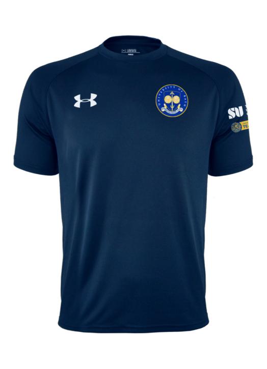 Men's Tech Tee Navy Blue