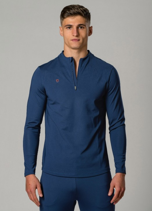 Men's EcoLayer Midlayer Navy Blue