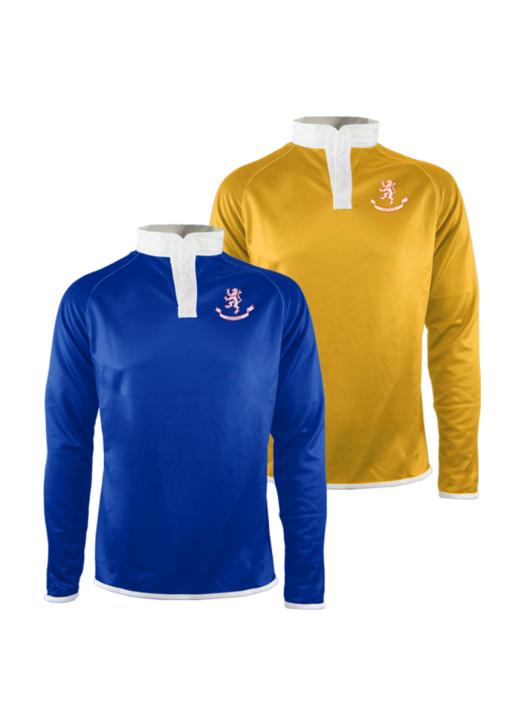 Men's ReversaLayer Jersey LS Royal Blue