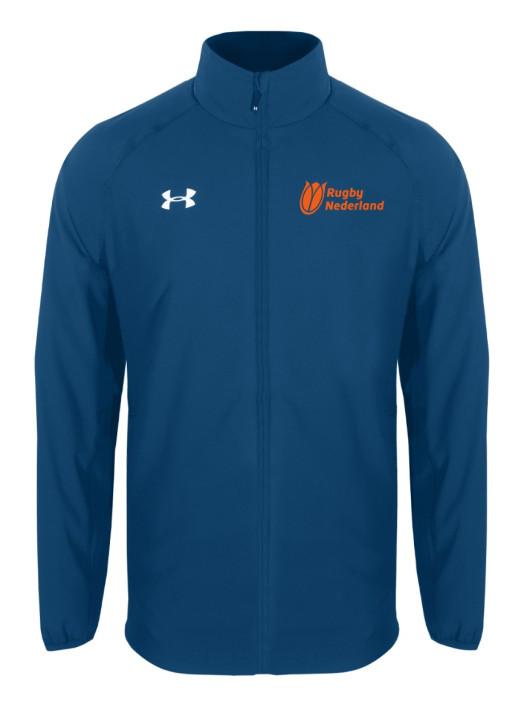 Men's Storm Full Zip Jacket Navy Blue