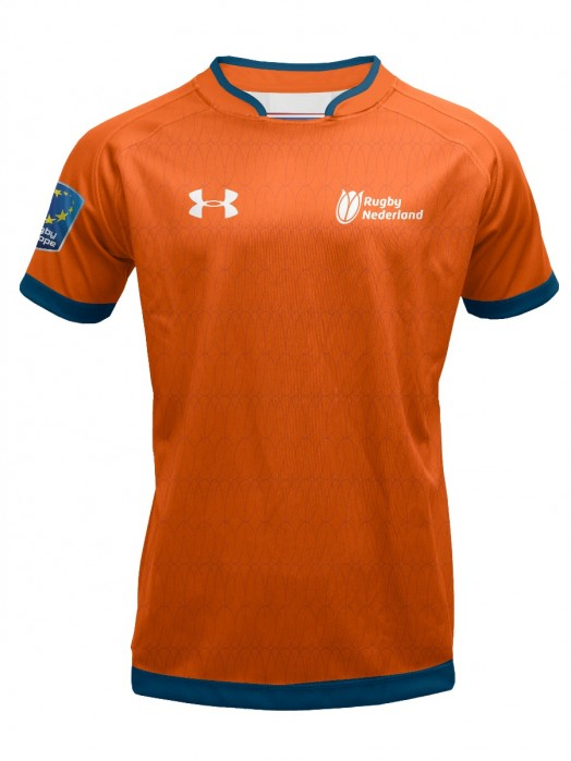 Youth Rep Rugby Jersey - Stand Orange