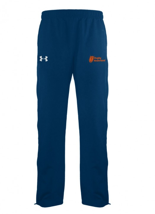 Youth Full Zip Trackpant Navy Blue