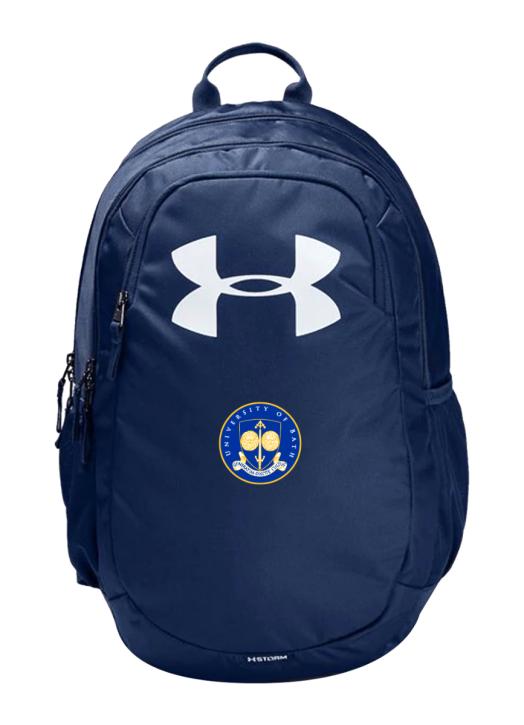 UA Scrimmage 2.0 Backpack 24L Navy Blue