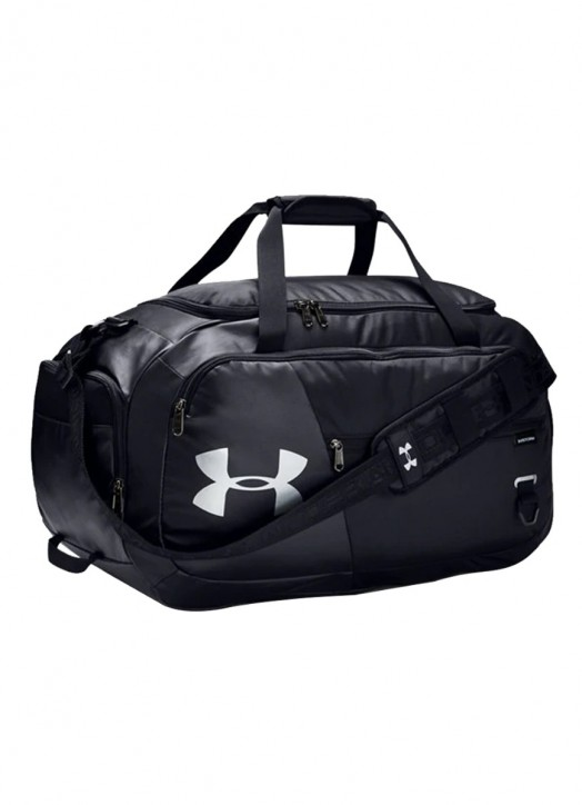 Undeniable Medium Duffle 61L Black