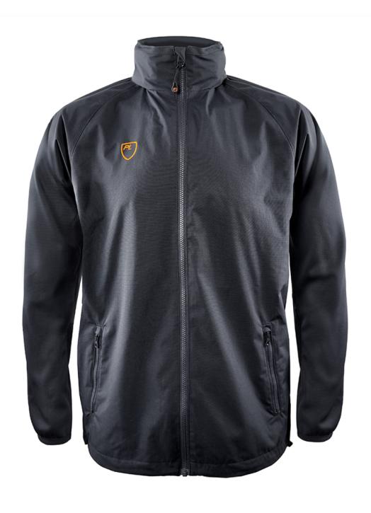 Junior WeatherLayer Jacket Black