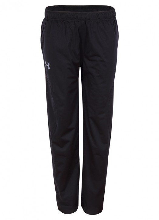 Women's Full Zip Trackpant Black