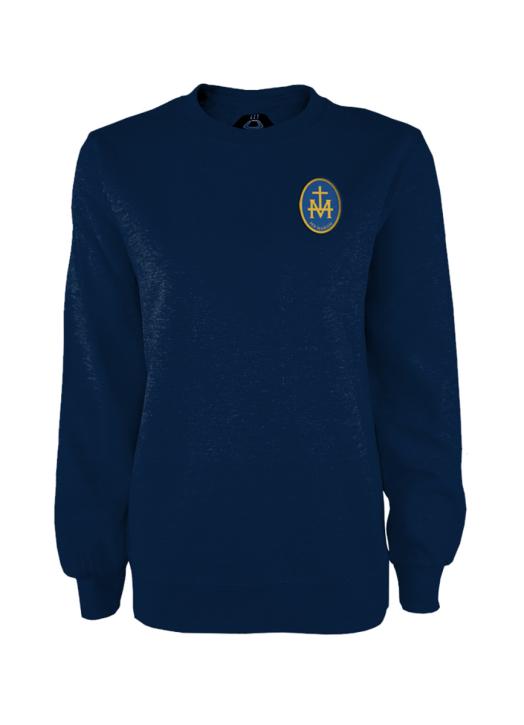 Women's Mylo Kyn Sweatshirt Navy Blue