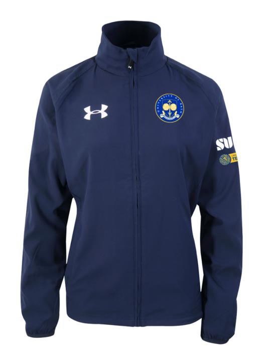 Women's Storm Full Zip Jacket Navy Blue