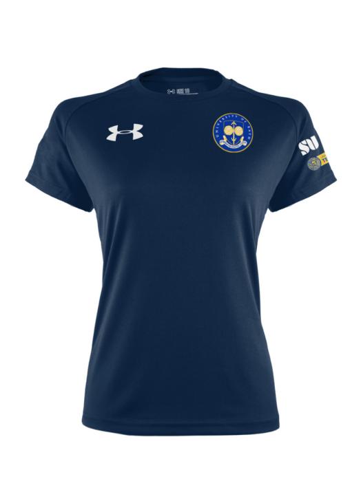 Women's Tech Tee Navy Blue