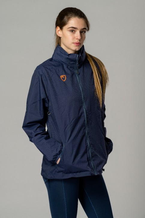 Women's WeatherLayer Jacket Navy Blue