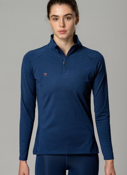 Women's EcoLayer Midlayer Navy Blue