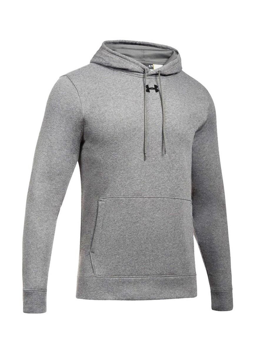 Hustle Fleece Hoody Grey Marle