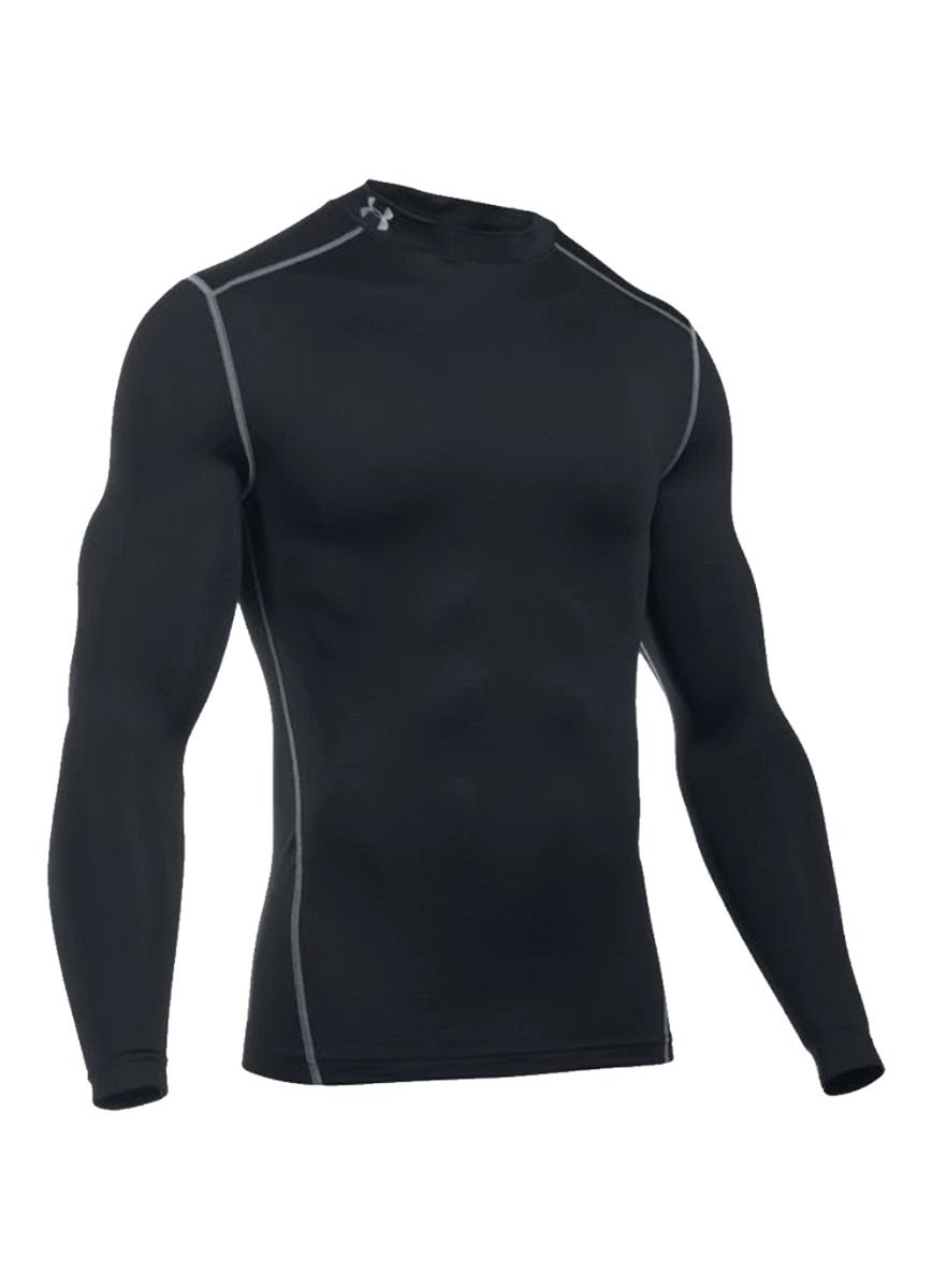Men's Coldgear Crew Black