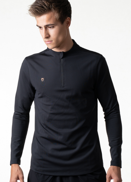 Men's EcoLayer Midlayer Black