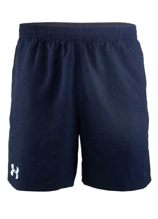 Women's Elite Woven Short Navy Blue