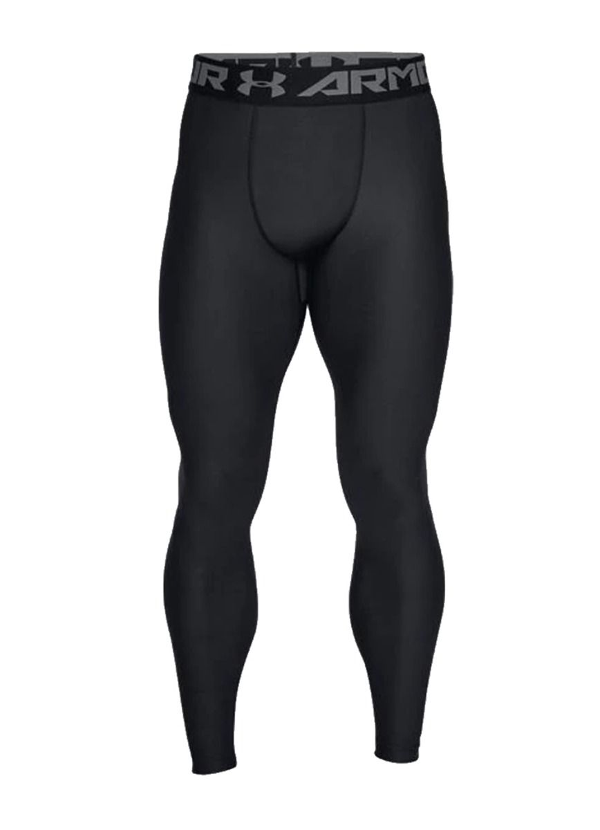 Men's Heatgear Leggings Black