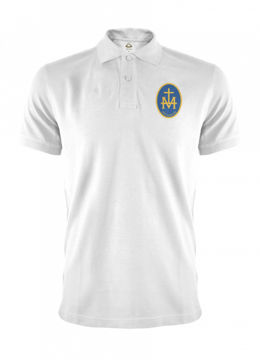 Junior Polo White