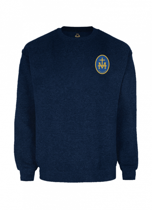 Junior Mylo Kyn Sweatshirt Navy Blue
