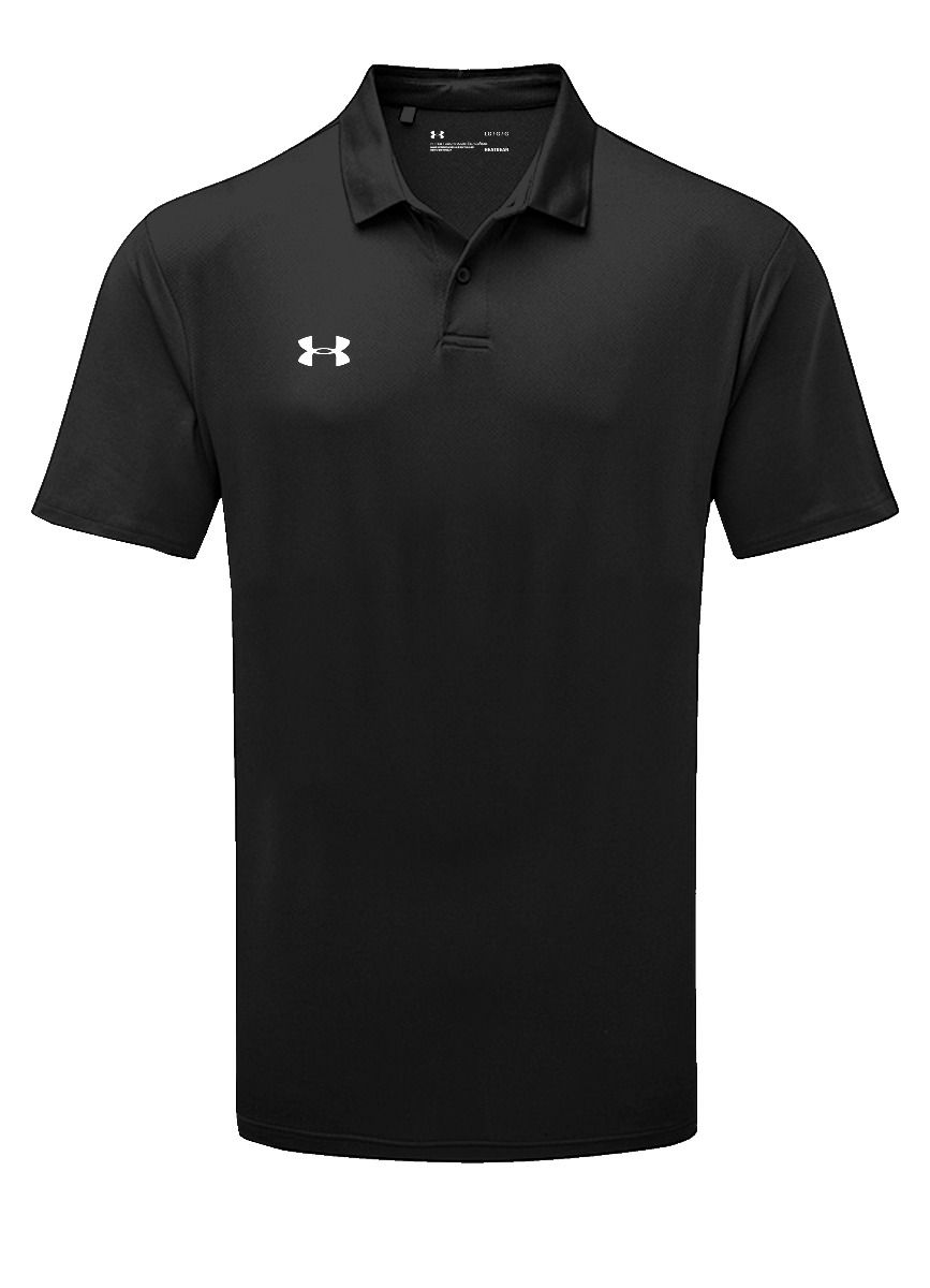 Men's Performance Polo Black