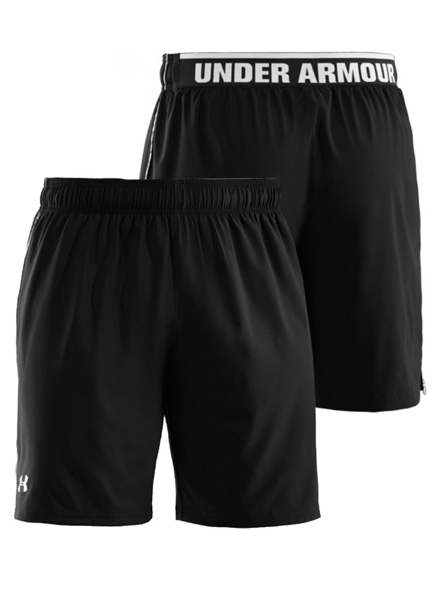Men's UA Mirage Short 8 Inch Black