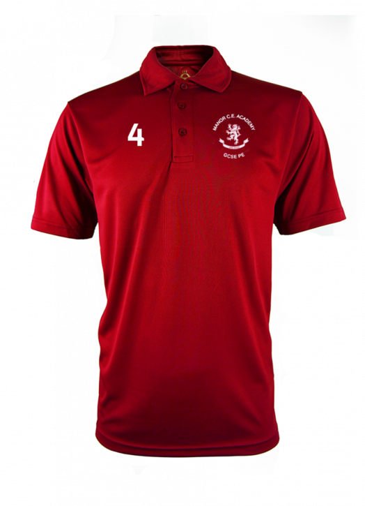 Men's Mylo Kyn Performance Polo Red