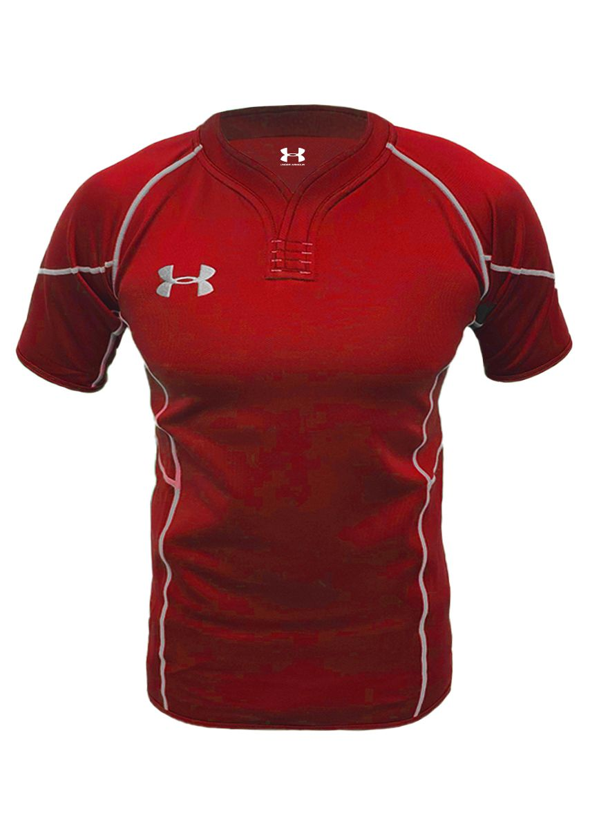 Youth Dynamo Rugby Jersey Red