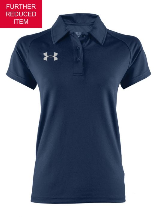 Women's Performance Polo Navy Blue