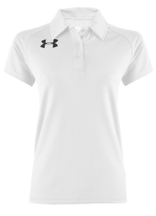 Women's Performance Polo White