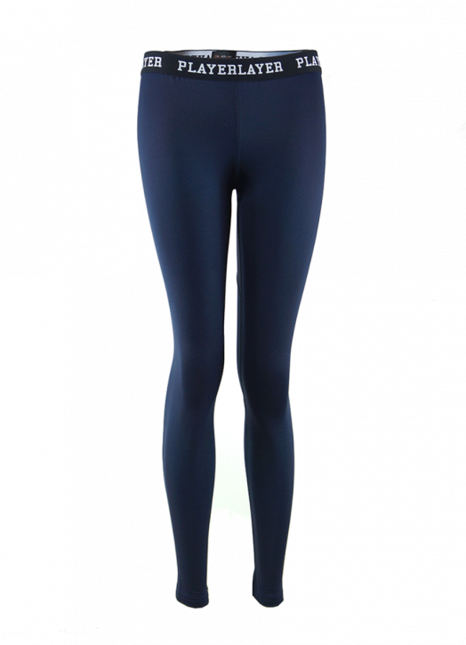 Junior BaseLayer Leggings Navy Blue